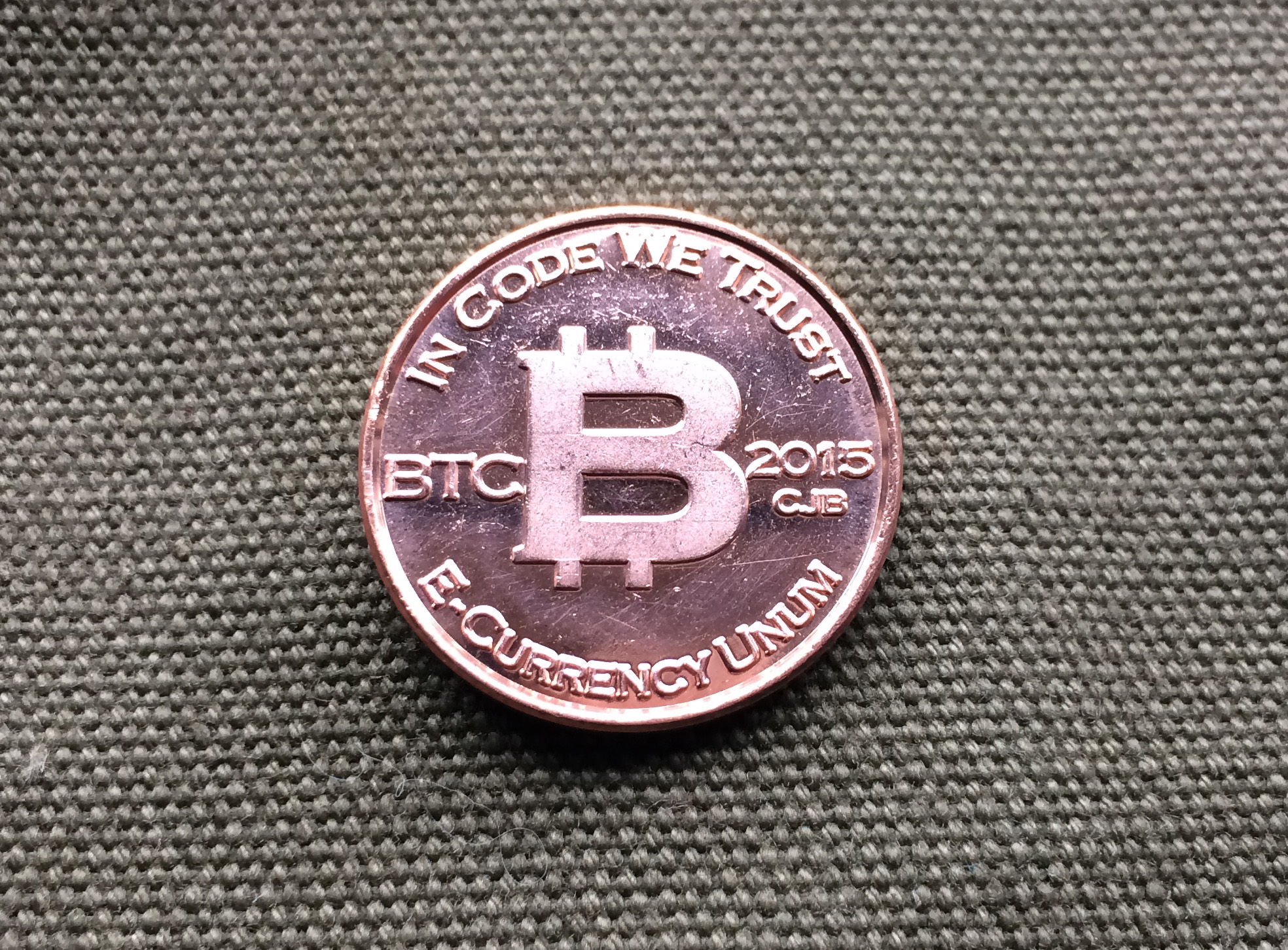 Bitcoin Pennies: physical crypto for the masses | object 2212